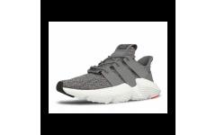 Мужские кроссовки Adidas Prophere Grey Solar Red CQ3023