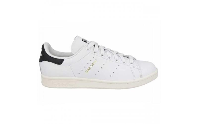 Мужские кроссовки Adidas Stan Smith White/Black S75076