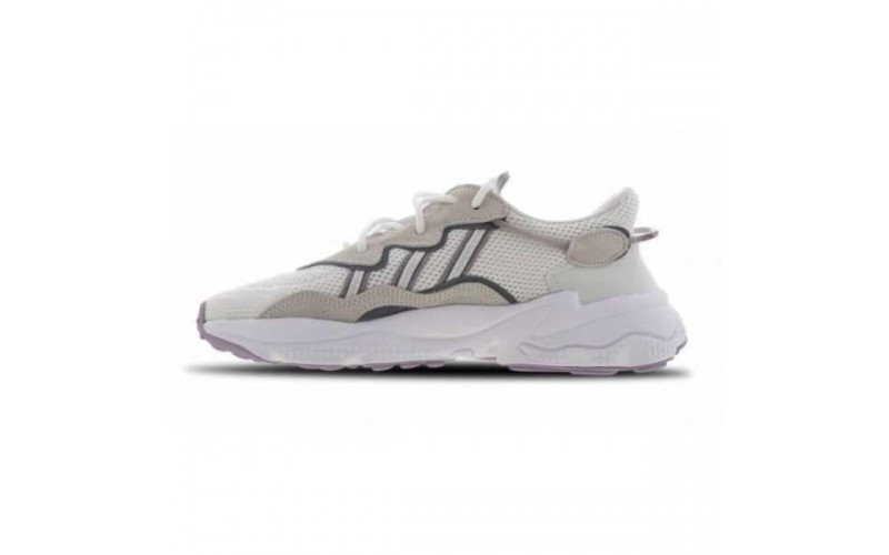 Мужские кроссовки Adidas Ozweego Cloud White Soft Vision EE7012