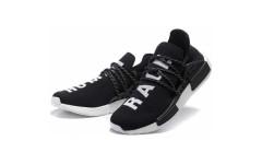Мужские кроссовки Adidas Originals x Pharrell Williams NMD Black S79167