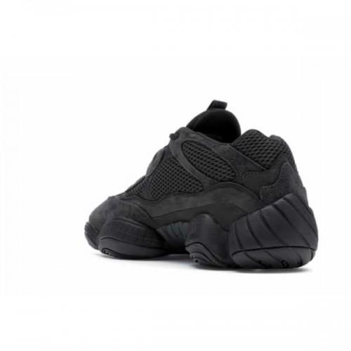 Кроссовки Adidas Yeezy 500 Boost Utility Black F36640