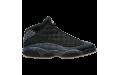 Кроссовки Air Jordan 13 XIII Low Retro Quai 54 Black/Dark Grey/White/Chrome 810551-050