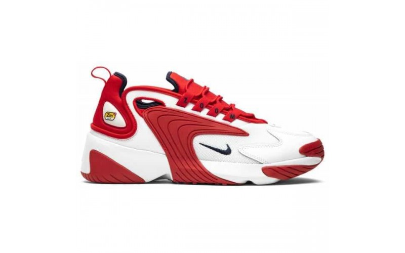 Мужские кроссовки Zoom 2K University Red AO0269-102