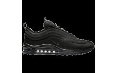 Мужские кроссовки Air Max 97 Ultra 17 Triple Black 918356 002