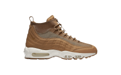 Кроссовки Air Max 95 Sneakerboot Wheat 806809 201