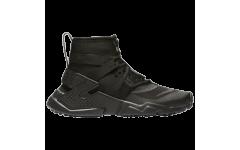 Кроссовки Huarache Gripp GS Triple Black AQ2802 001