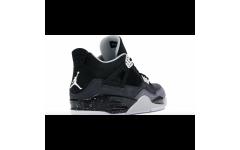 Мужские кроссовки Jordan 4 Retro Fear Pack black/white-cool grey-pure platinum 626969-030