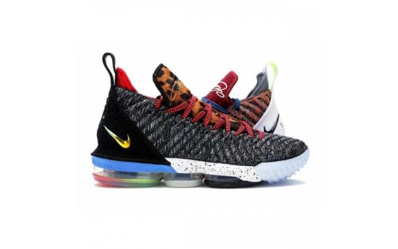 Мужские кроссовки Nike LeBron 16 1 Thru 5 BQ6580-900