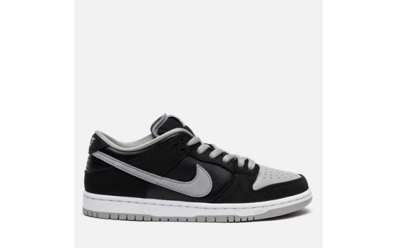 Мужские кроссовки Nike SB Dunk Low Pro Black/Gray BQ6817-007