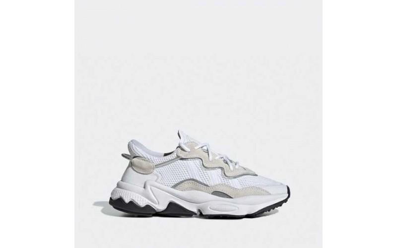 Кроссовки Adidas Ozweego White/Grey EE7773