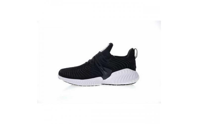 Женские кроссовки Adidas Alphabounce Instinct Black White B76036