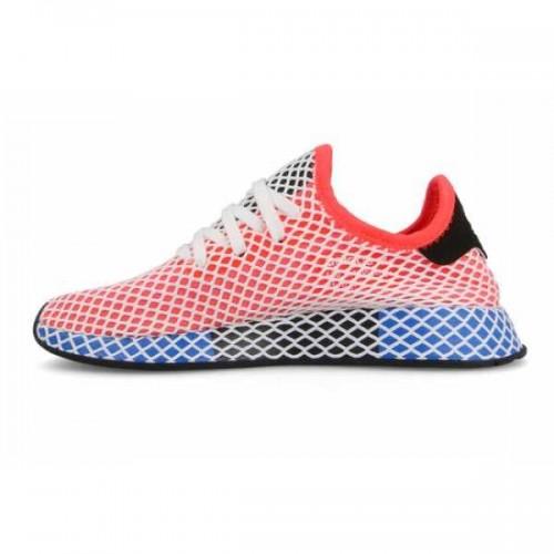 Жіночі кросівки Adidas Deerupt Runner Red/Blue CQ2624