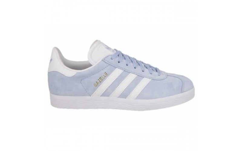 Женские кроссовки Adidas Original Gazelle Blue BB5481