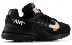 Кроссовки Off-White x Nike Air Presto Black AA3830-002