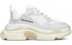 Кроссовки Balenciaga Triple S White 506346-w09t1-9000