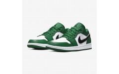 Air Jordan 1 Low Pine Green - 553558-301