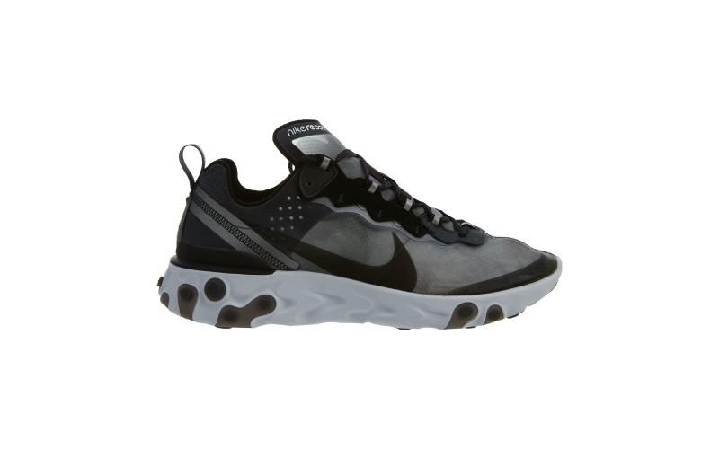 Nike React Element 87 Black AQ1090F001