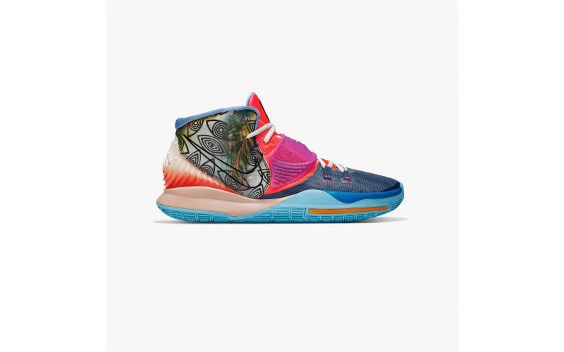 Nike Kyrie 6 Preheat Collection Heal The World