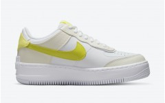 Nike Air Force 1 Shadow Yellow Where To Buy  DJ5197-100
