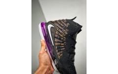 Мужские кроссовки Nike LeBron 17 Lakers BQ3177-004/BQ3178-0045