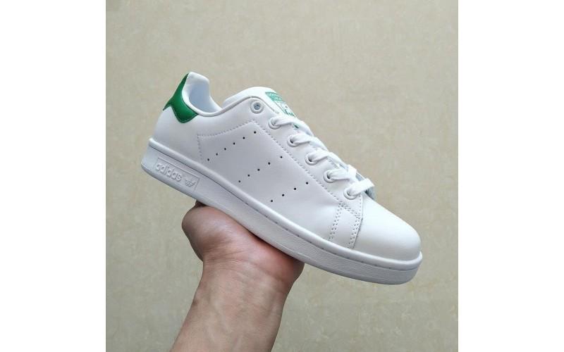 Кеды Adidas Stan Smith W White Green M20326