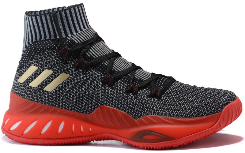 Мужские кроссовки Adidas Crazy Explosive Boost Primeknit BY4478