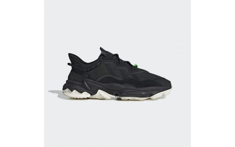 Мужские кроссовки Adidas Ozweego Core Black White EG8355
