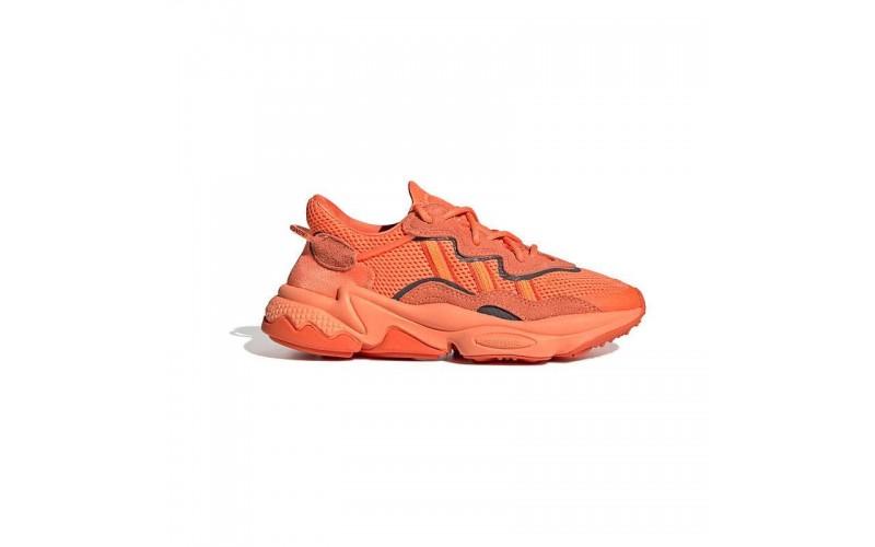 Мужские кроссовки Adidas Ozweego Orange EE7776