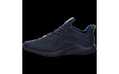 Кроссовки Adidas AlphaBouce Black Grey BW1127