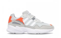 Мужские кроссовки Adidas Yung-96 White Orange F97179