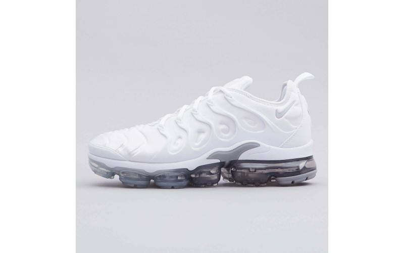 Женские кроссовки Nike Air VaporMax Plus White Pure Platinum 924453-102