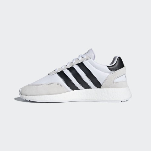 Чоловічі кросівки Adidas Iniki Runner White Black CQ2489