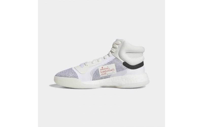 Мужские кроссовки Adidas Marquee Boost White Grey G28978