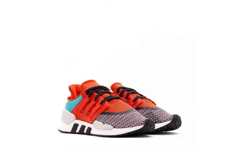 Мужские кроссовки Adidas EQT Support 91/18 Multi-Color Bold Orange D97049