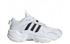 Мужские кроссовки Adidas Magmur White Black EE5139