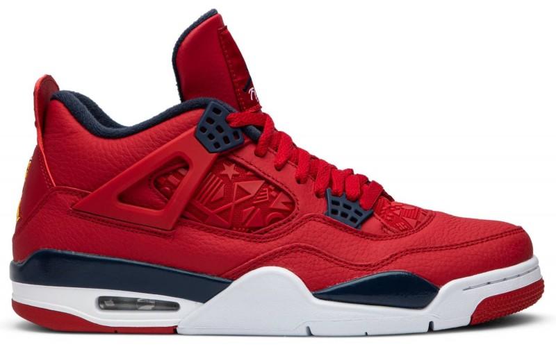 Кроссовки Air Jordan 4 Retro FIBA CI1184 617