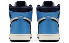 Мужские кроссовки Air Jordan 1 Retro High OG Obsidian 555088 140