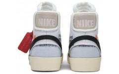 Кроссовки Nike Off-White x Blazer Mid The Ten AA3832 100