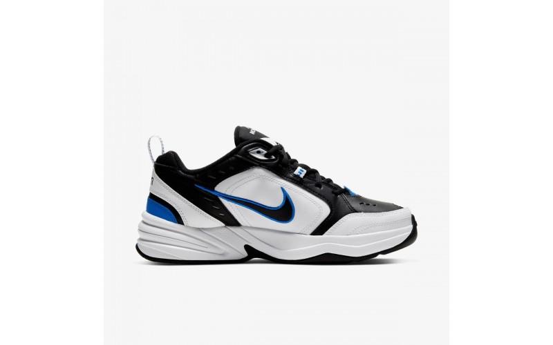 Кроссовки Nike Air Monarch IV Black/Black/White 415445-002