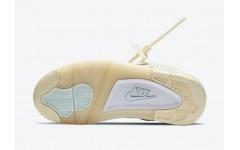 Мужские кроссовки Jordan 4 Retro Off-White Sail (W) - CV9388-100