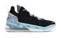 Nike LeBron 18 Reflections - DB8148-003/DB7644-003