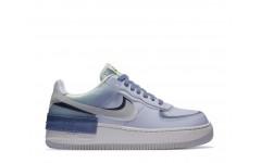 Женские кроссовки Nike Air Force 1 Shadow Ghost Blue CK6561-001
