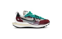 Мужские кроссовки Nike Vaporwaffle sacai Villain Red Neptune Green DD3035-200
