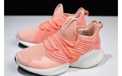 Женские кроссовки Adidas Alphabounce Instrict Coral Pink D97284