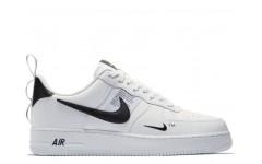 Кроссовки Nike Air Force 1 Low Utility White Black AJ7747-100