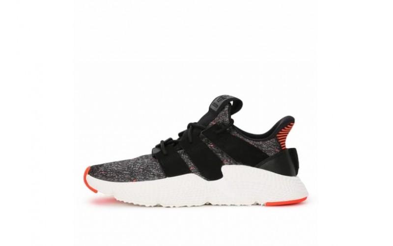 Мужские кроссовки Adidas Prophere Black Solar Red CQ3022