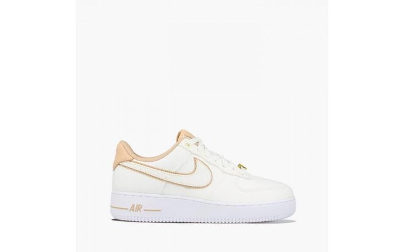 Женские кроссовки Nike Air Force 1 07 LX 898889-102 White/Beige