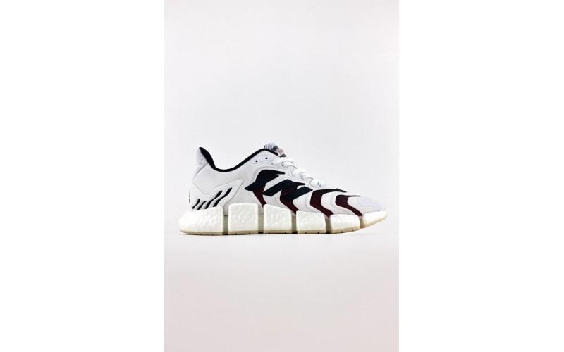 Мужские кроссовки Adidas Climacool Boost Cloud White Core Black Shoes FX7845