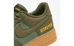 Мужские кроссовки NIKE AIR FORCE 1 GORE-TEX LOW BLACK CK2630-001