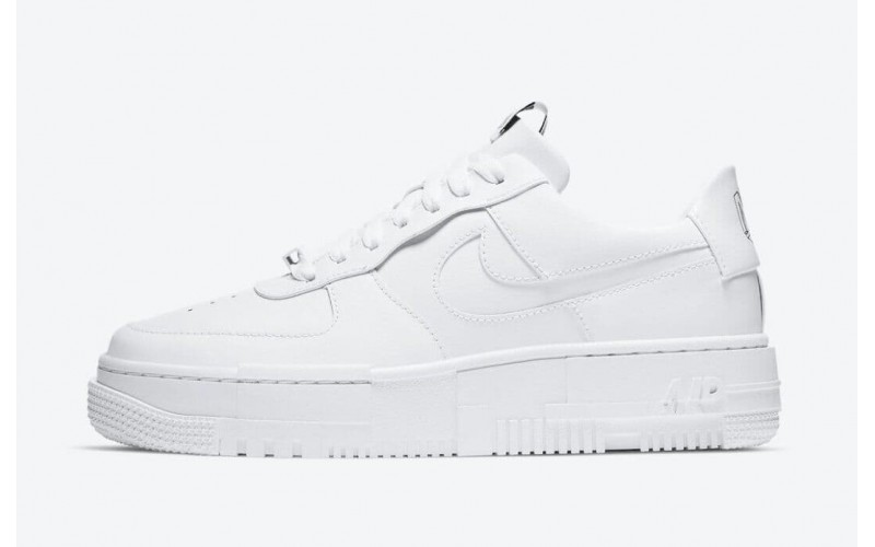 Женские кроссовки Nike Air Force 1 Pixel White CK6649-100